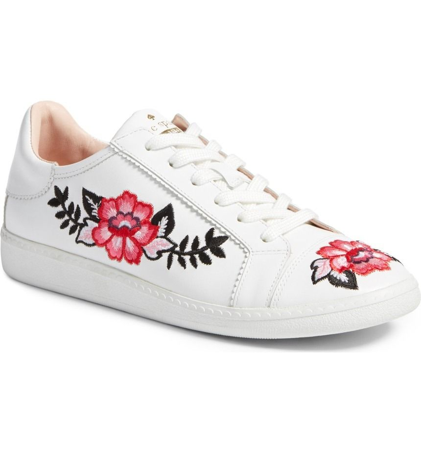 159f351d7b4 Vibrant embroidered blooms underscore the fresh