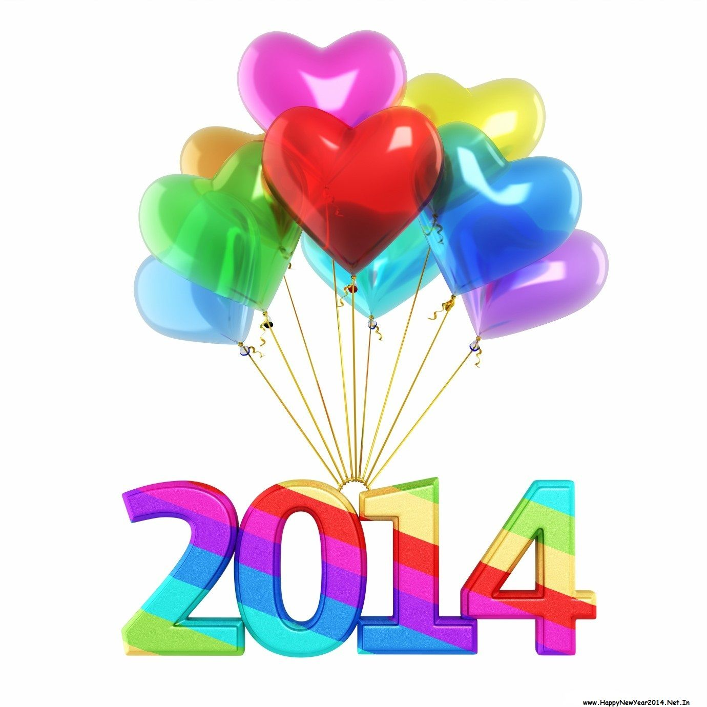 happy new year 2014 graphic design wallpapers greetings background_2