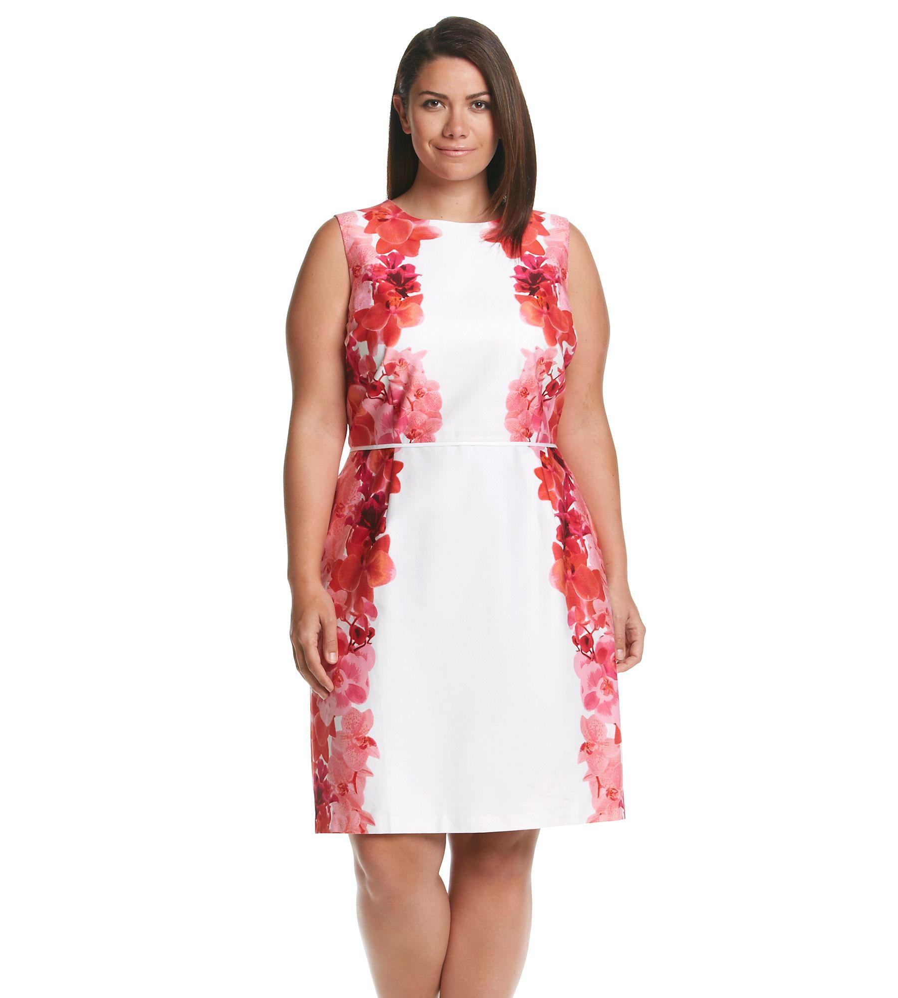 DRESSES - Short dresses Calvin Klein Buy Online Outlet Inexpensive Pre Order Cheap Online YJuWe2LvN4