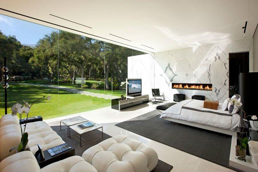 Schlafzimmer zum Träumen #Design #Einrichtung #Traumhaus # ...
