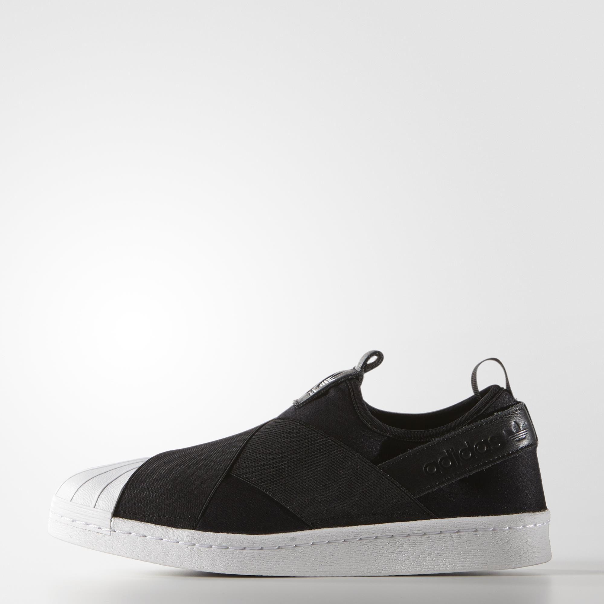 buy popular 9c3b0 9760b adidas Zapatillas Originals Superstar Slip On W - Negro   adidas Argentina