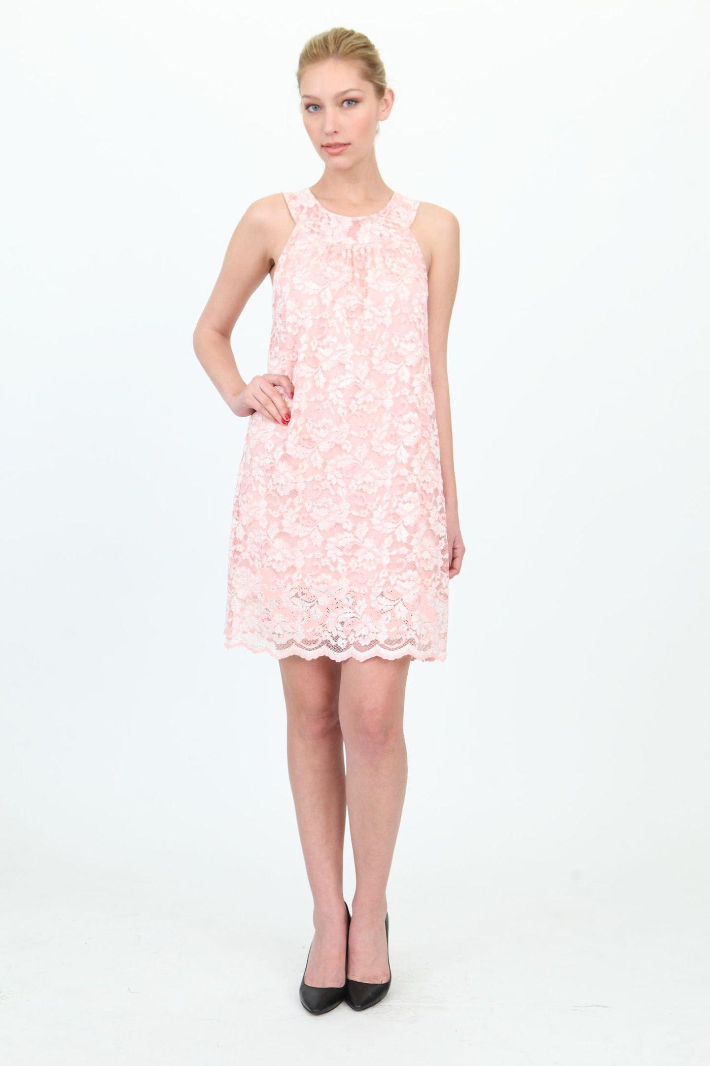 Daisy Dress   SS 2014-©2014 -Berqclé LLC #babydoll #dress #lace #floral #fun #flirty #spring #summer