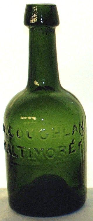 Wm COUGHLAN Beer, circa 1851.