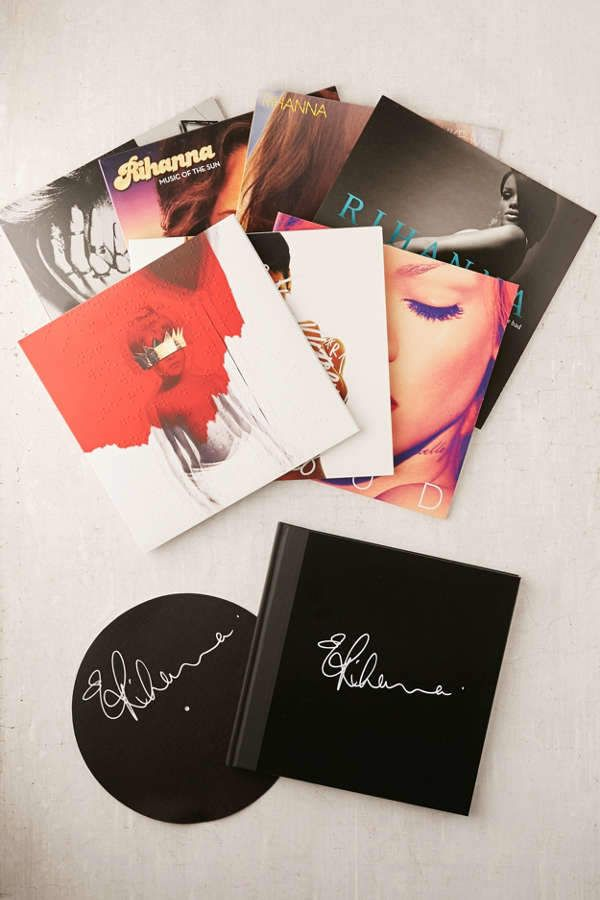 Rihanna Studio Album Box Set 15xlp Rihanna Vinyl Records Album