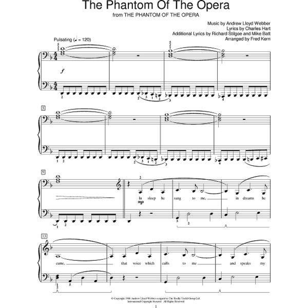 The Phantom Of The Opera!!! I Have A Newfound Obsession