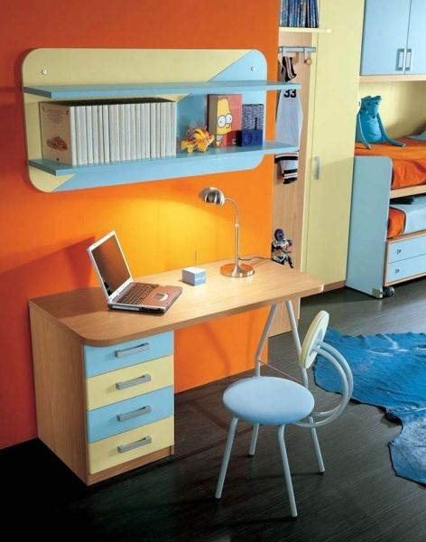 Study Room Color Ideas: Study Room Ideas For Decorating For Kids