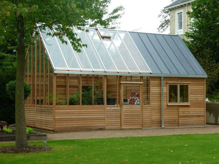 Attirant Garden Shed Greenhouse Combo   Bing Images