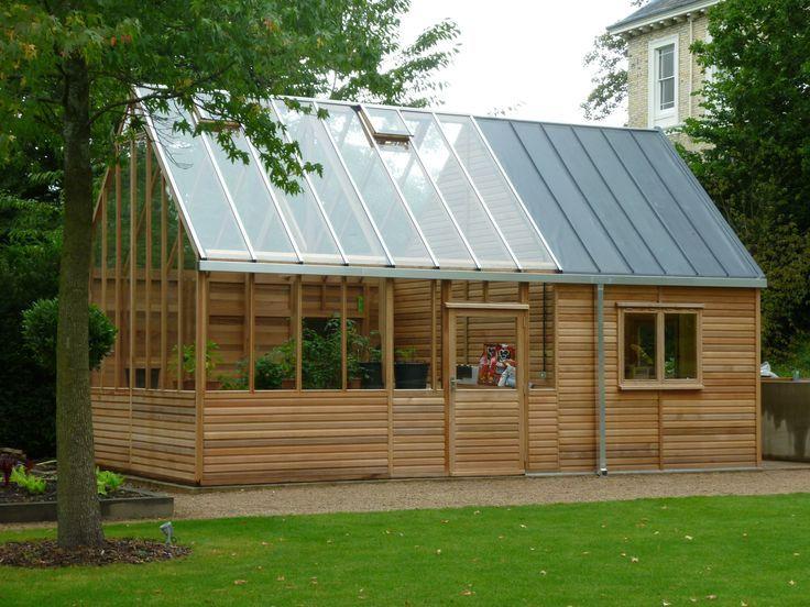 garden shed greenhouse combo bing images greenhouse. Black Bedroom Furniture Sets. Home Design Ideas