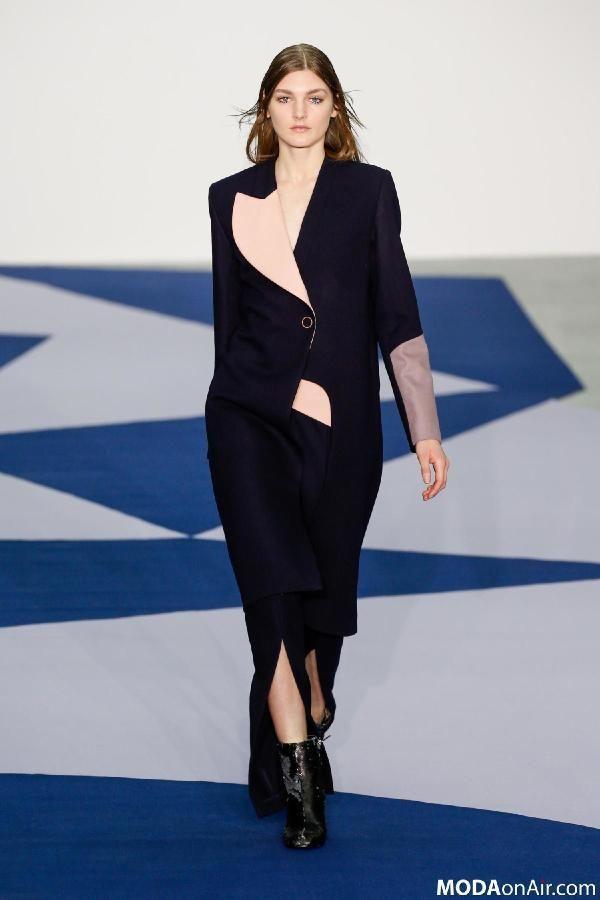 2016 F/W LONDON Women's - 유돈 초이(Eudon Choi) - modaonair   Vingle   Fashion Design, Fashion for Women