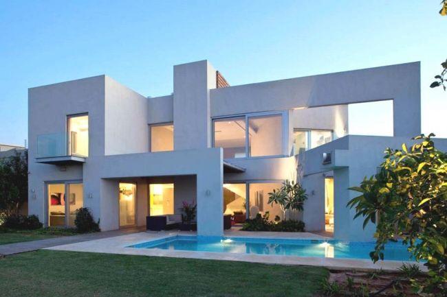 Sélection des plus belles maisons contemporaines Pinterest