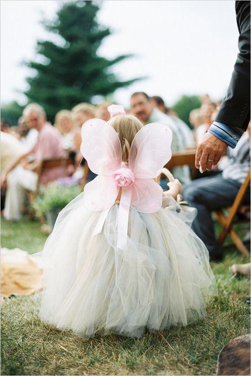 64c63eae28 darling flower girl with angel wings