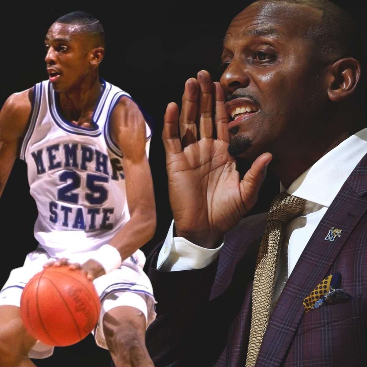 finest selection b5720 a6c73 Penny Hardaway Can't Quit Memphis | Penny | Penny hardaway ...