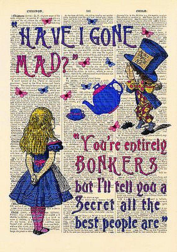 Buy 2 Get 1 Free Alice In Wonderland Art 409 Cross Stitch
