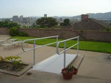 Wheelchair Ramp Design Ideas, Pictures, Remodel, and Decor - page 7 ...