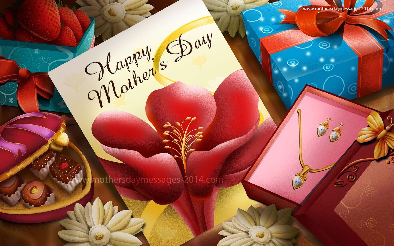Happy Mothers Day Hd Wallpaper Images For Free Download In English