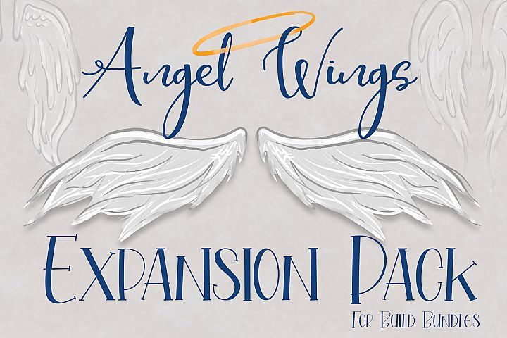 Download Angel Wings | Expansion Pack for Build Bundles | The ...