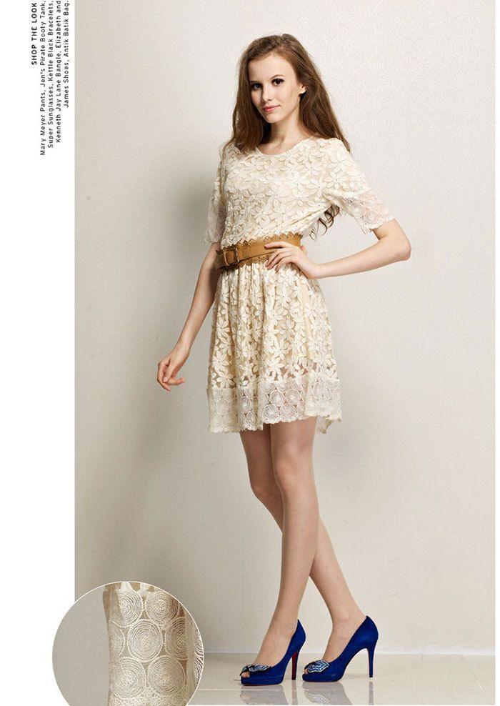 Vestido Cru Lado Esquerdo.  /  Dress Raw Left.