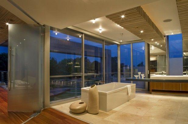 Bathroom Design Johannesburg streamlight. residential design, johannesburg, south africa