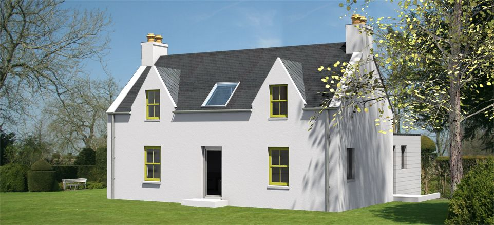 hebrideanhomes.com WH402 aka what I want my house to look like ... on