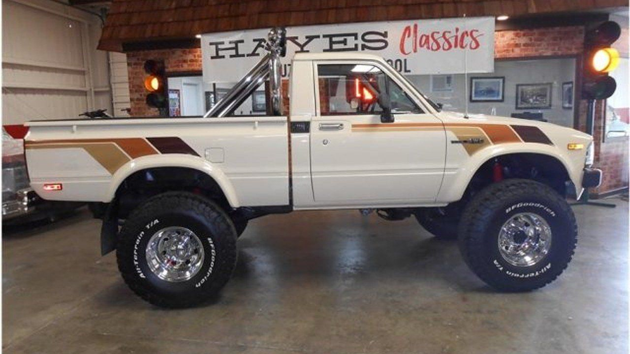 1983 toyota pickup 4x4 regular cab sr5 for sale 100953230 [ 1280 x 720 Pixel ]