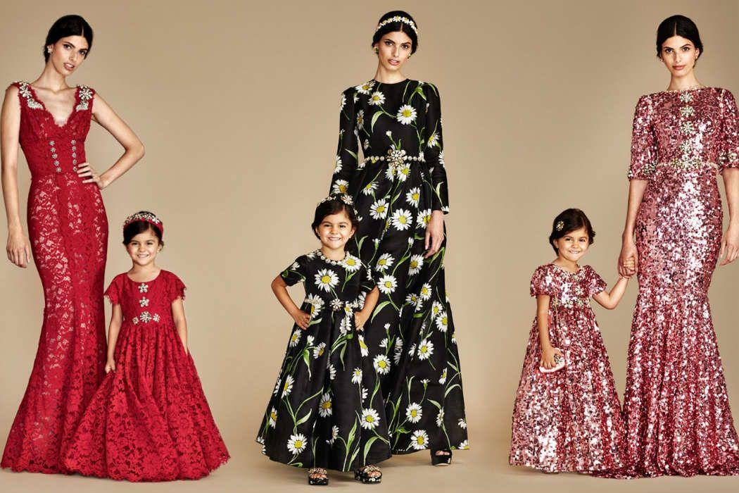 08eae74a0220 Dolce   Gabbana Girls Mommy   Mini Me Evening Bambina Gown ...