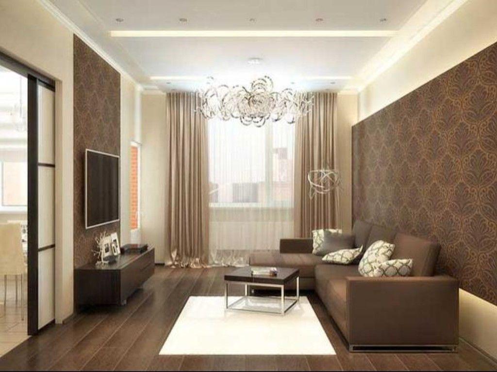 дизайн маленького зала 2