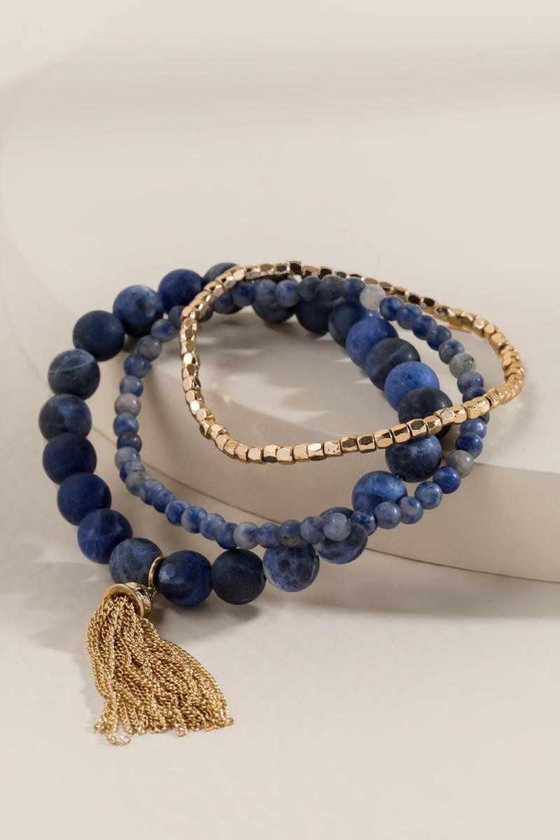 46a898918 Tiffany Semi Precious Bracelet Set | Jewelry in 2019 | Bracelet set ...