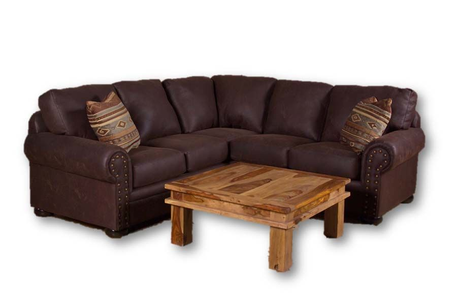 Southwest Style Furniture | Navajo Southwest Style Loveseat By Intermountain  Furniture ...find It