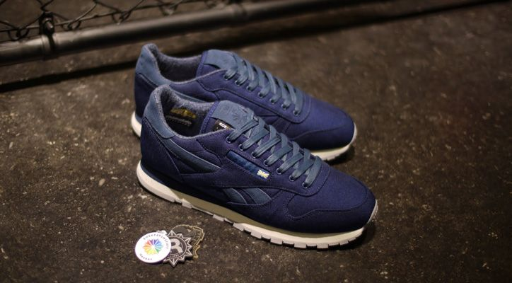 "d1b304d4149c8 Sneakersnstuff x Reebok CL LEATHER ""CL LEATHER 30th ANNIVERSARY ..."