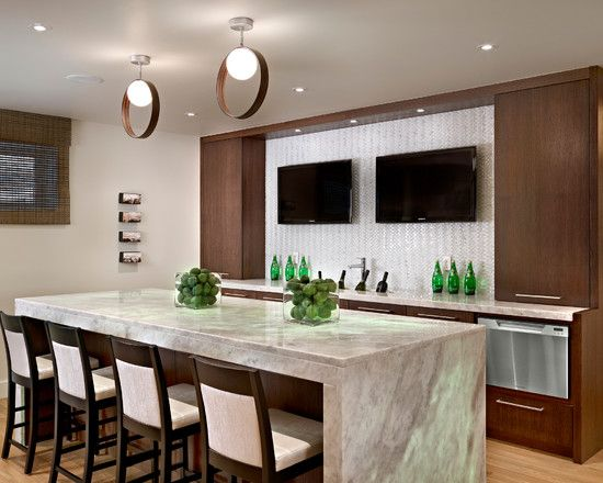 Bar Design Fabulous Modern Home Bar Ideas For Basement Also White