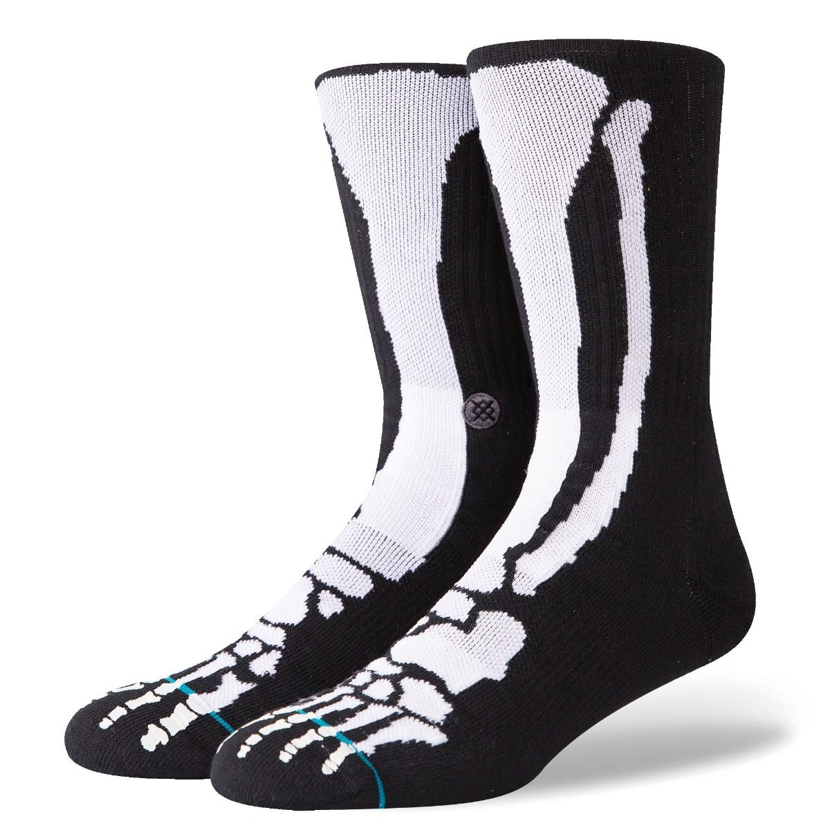 Stance Hibiscus Burn chaussettes