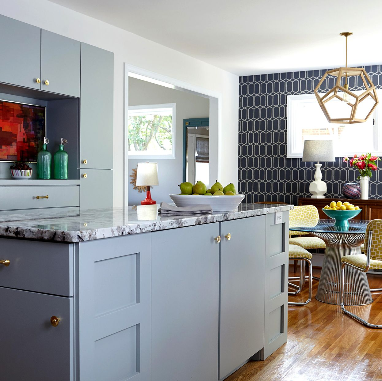9 No Fail Strategies for Using Color in a Modern Kitchen ...