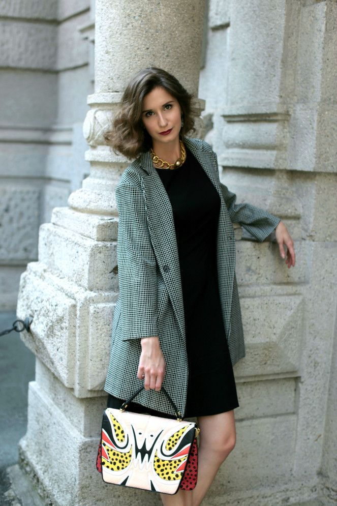 Classy Luxury Fashion Blogger Outfit Inspiration CEO Style Kocca