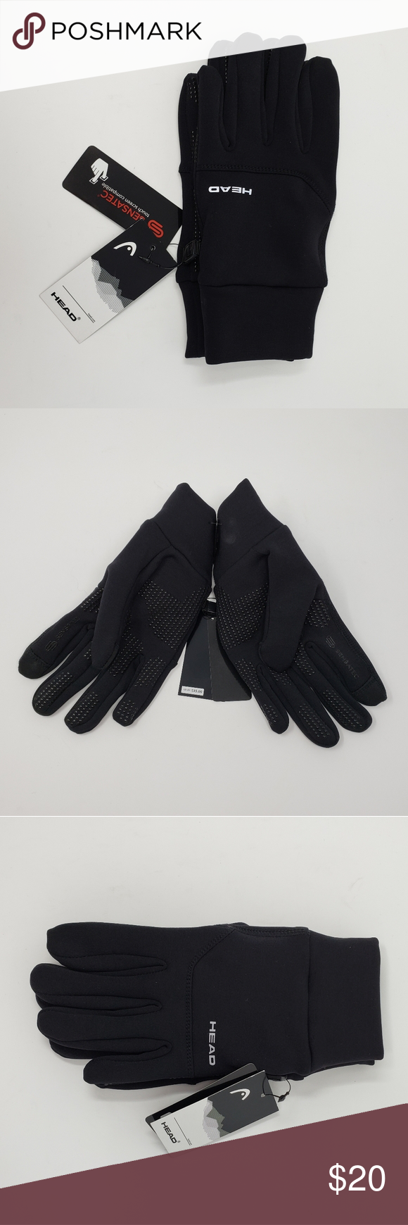 Head Sensatec Gloves Sz XL