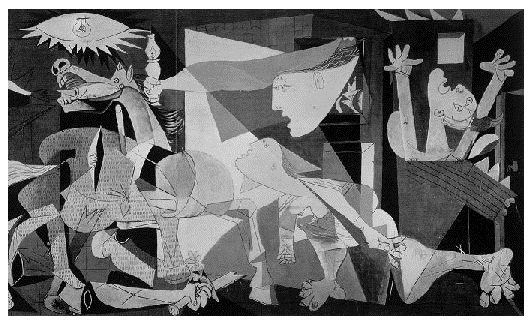 10 most famous paintings of all time guernica by picasso
