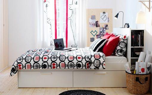 Habitaciones Juveniles Modernas Youth Rooms Pinterest - Catalogo-ikea-dormitorios-juveniles