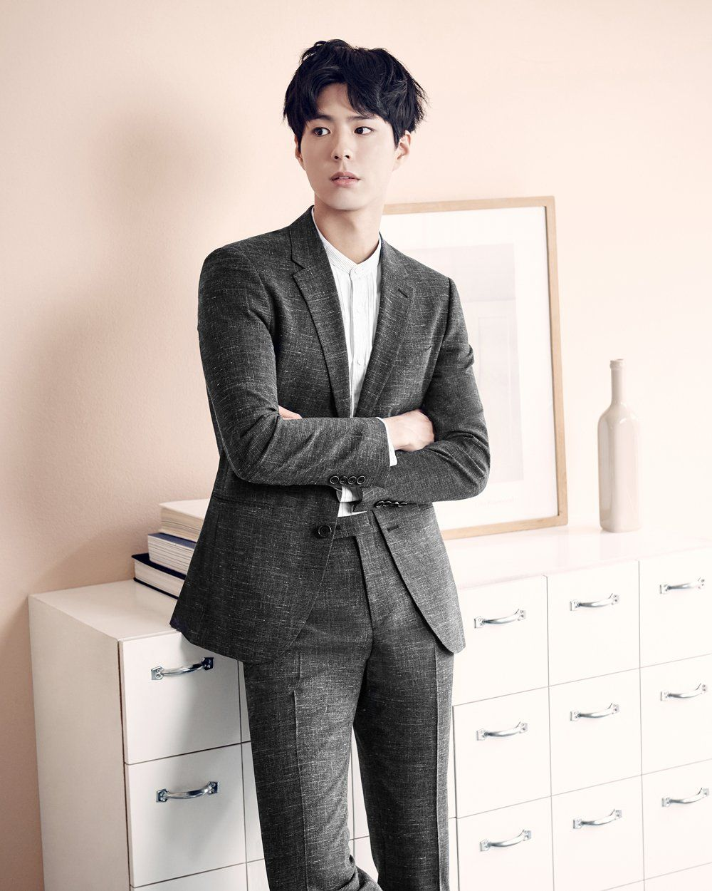 K-Series Addict on Twitter  Suits korean, Formal suits men