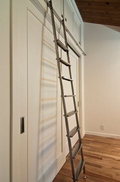 Mountain View Renovation - contemporary - closet - san francisco - Precision Home Builders Inc.