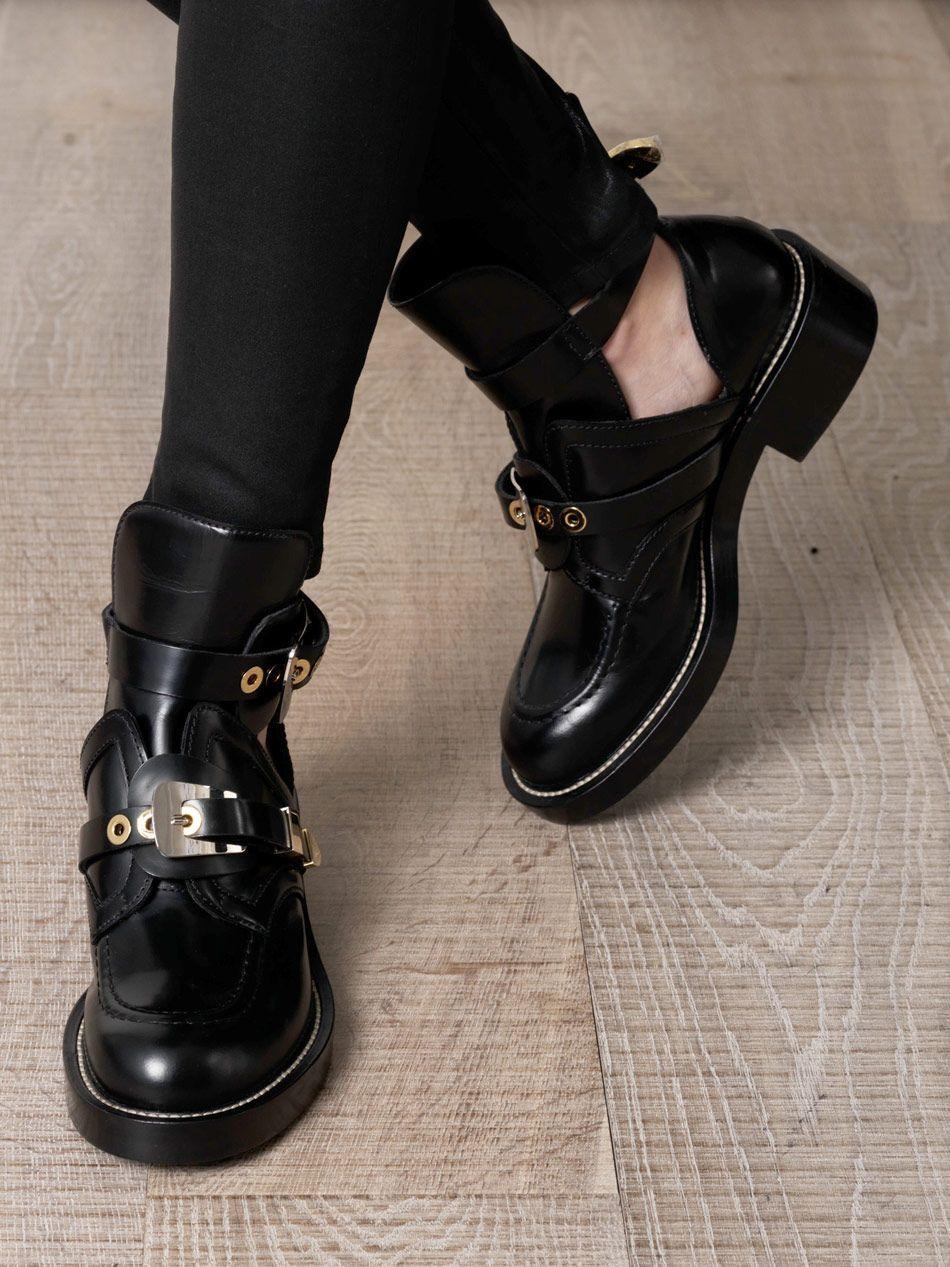 Balenciaga Leather Strap