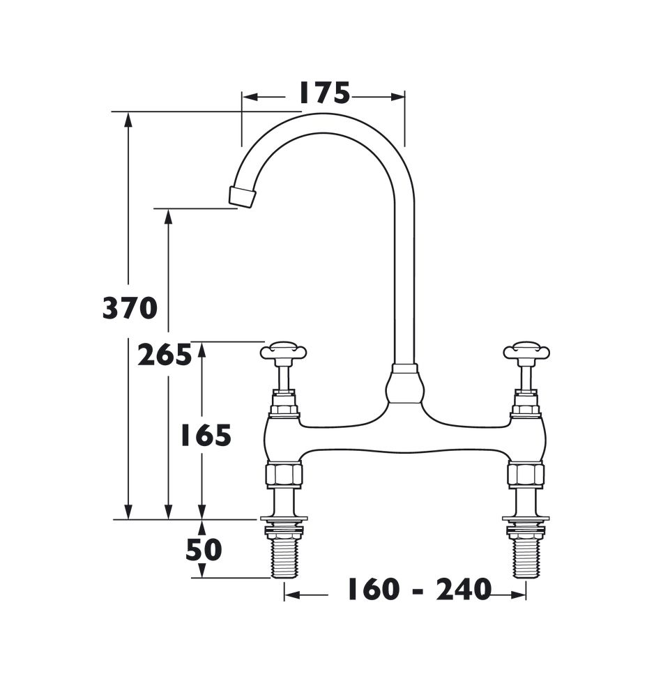 Bathroom dimensions meters - Technical Drawing