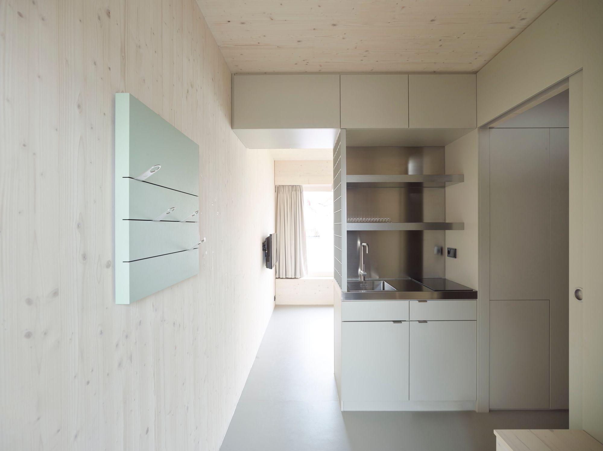 Holzmodul Fur Heilbronn Mikro Wohnungen Von Joos Keller Haus Bauen Wohnheim Wohnung