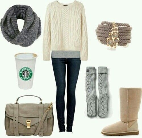 Fall outfit. why can't it come any faster!
