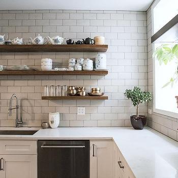 Wooden Kitchen Shelves Design Ideas In 2020 Floating Shelves Kitchen Kitchen Shelf Design Wooden Floating Shelves