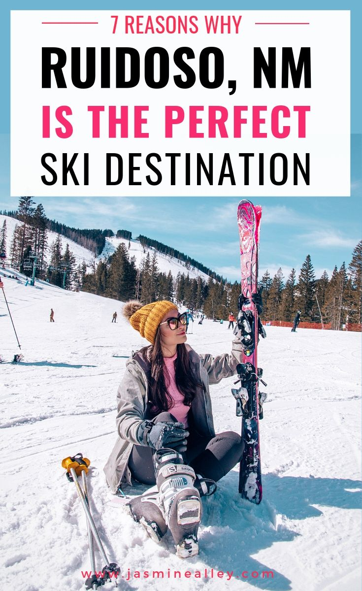 Ruidoso is a perfect ski destination, hands down. Check out these reasons why it should be your num