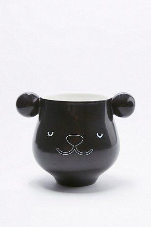 Panda Heat Changing Mug - Urban Outfitters
