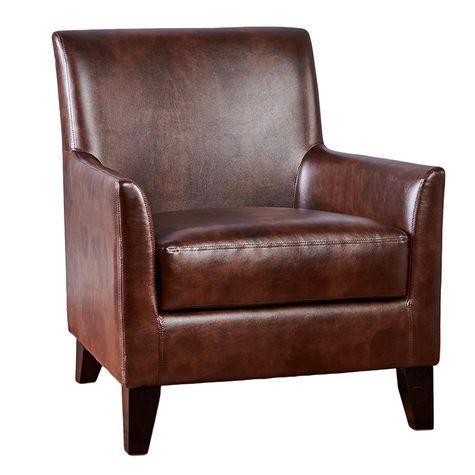 Franklin Arm Chair Shopko Chair Leather Chair Leather Club Chairs