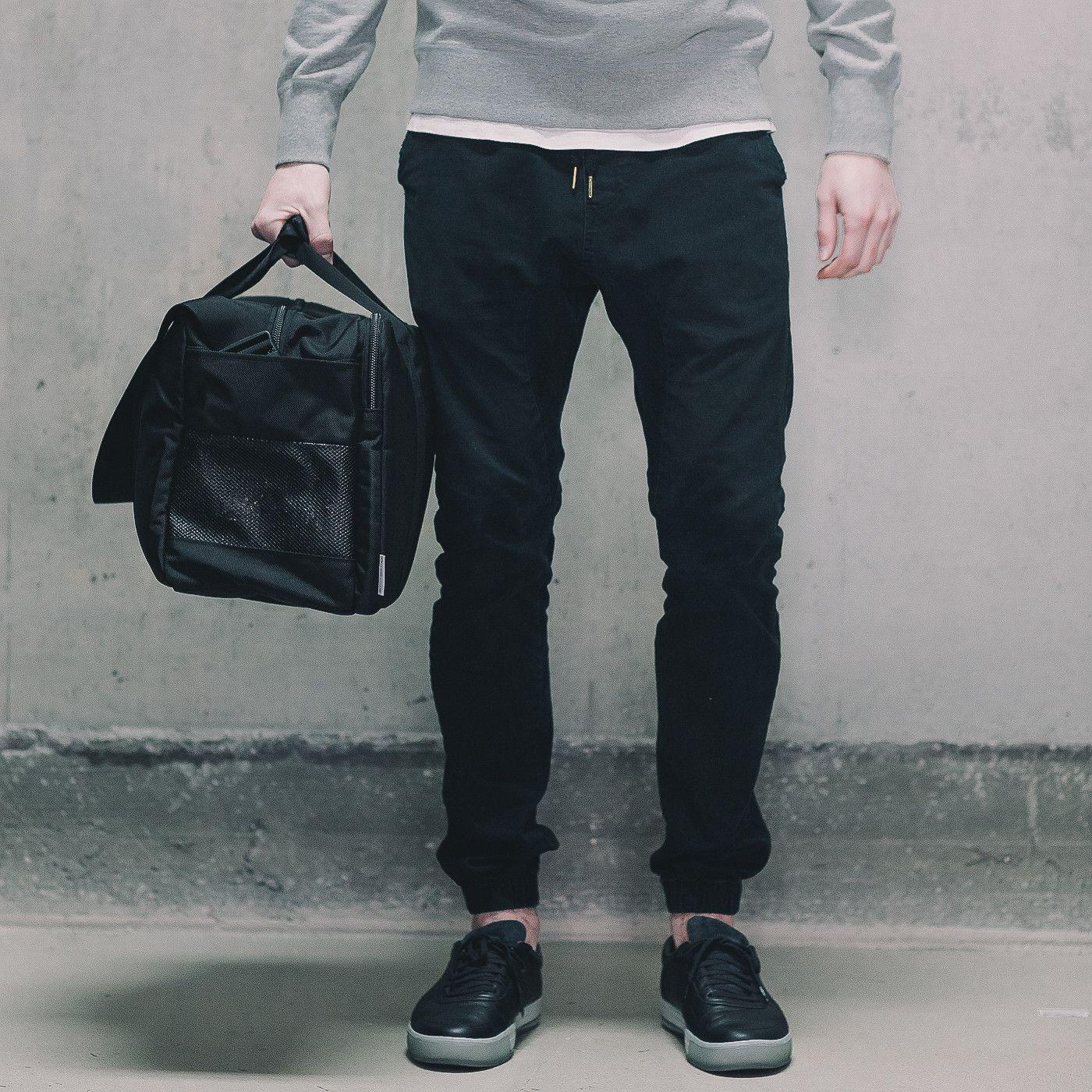 93d6723a94 Dsptch Gym Work Bag - Black
