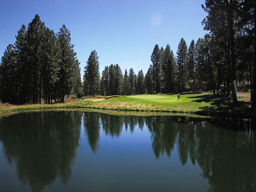 Central Oregon golfers have it good Public golf courses