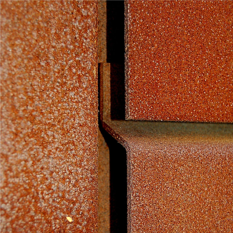 Cor Ten Corten Steel Steel Cladding Corten