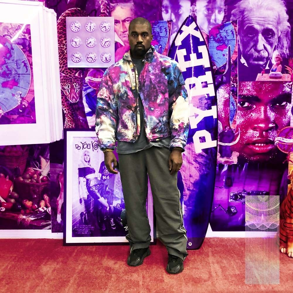 Kanye West Wears Fruition S Hand Dyed Carhartt Jackets You Can Custom Order Carhartt Jacket Kanye West Carhartt